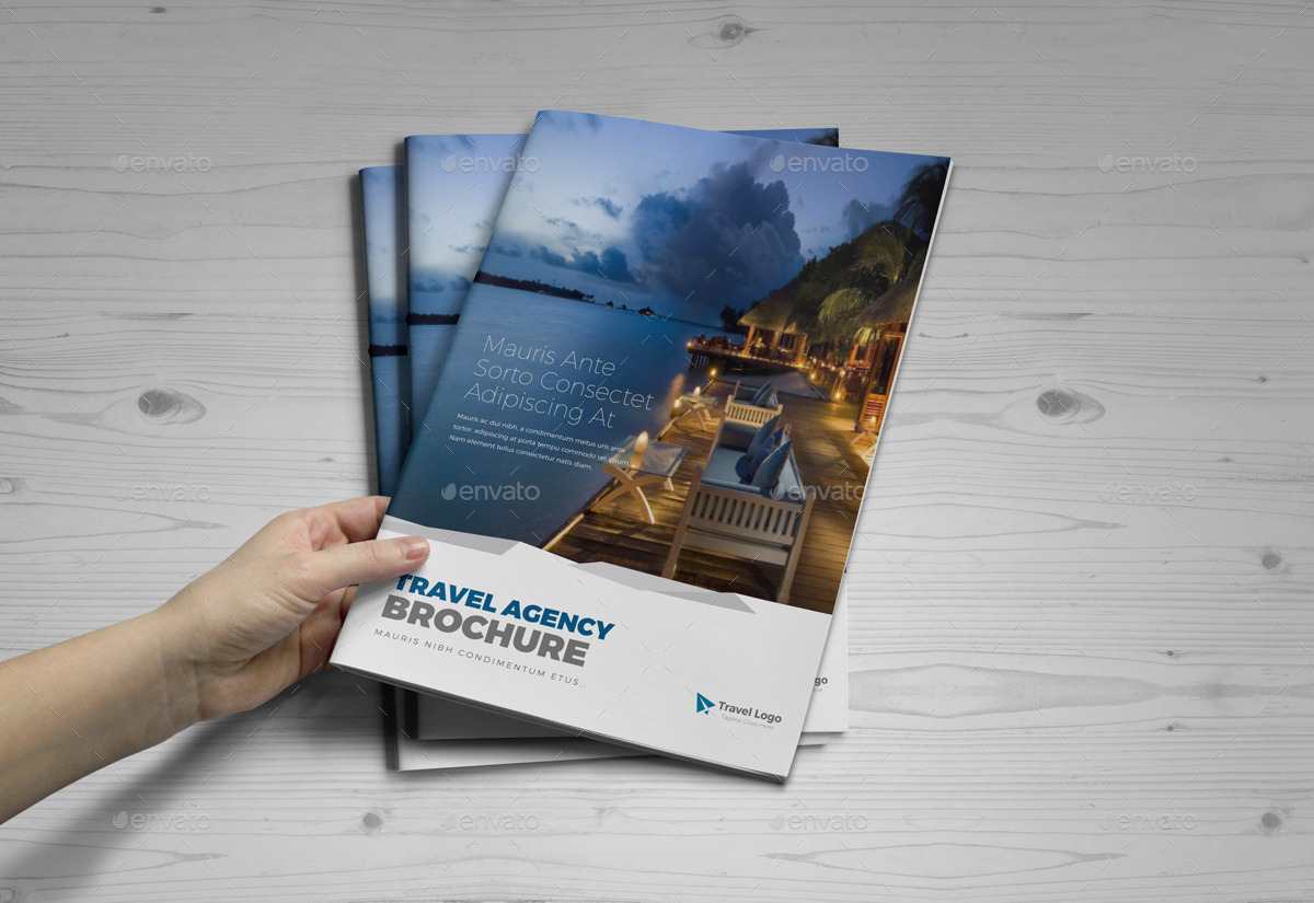 Travel Agency Brochure Catalog Indesign V3 By Jbn Comilla Graphicriver