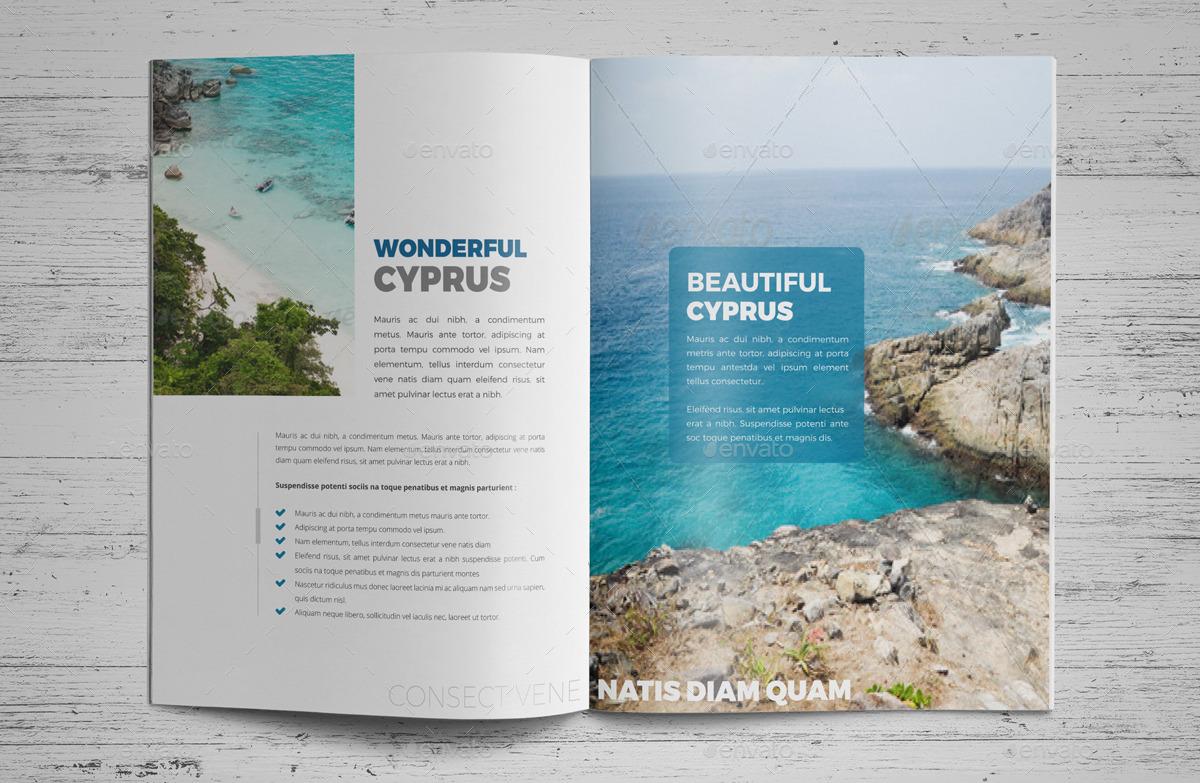 Travel Agency Brochure Catalog InDesign v3 by Jbn-Comilla ...