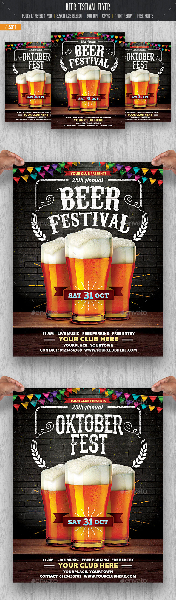 Beer Festival - Clubs & Parties Events