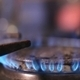 Gas Stove Flame Ignited by a Lighter - VideoHive Item for Sale