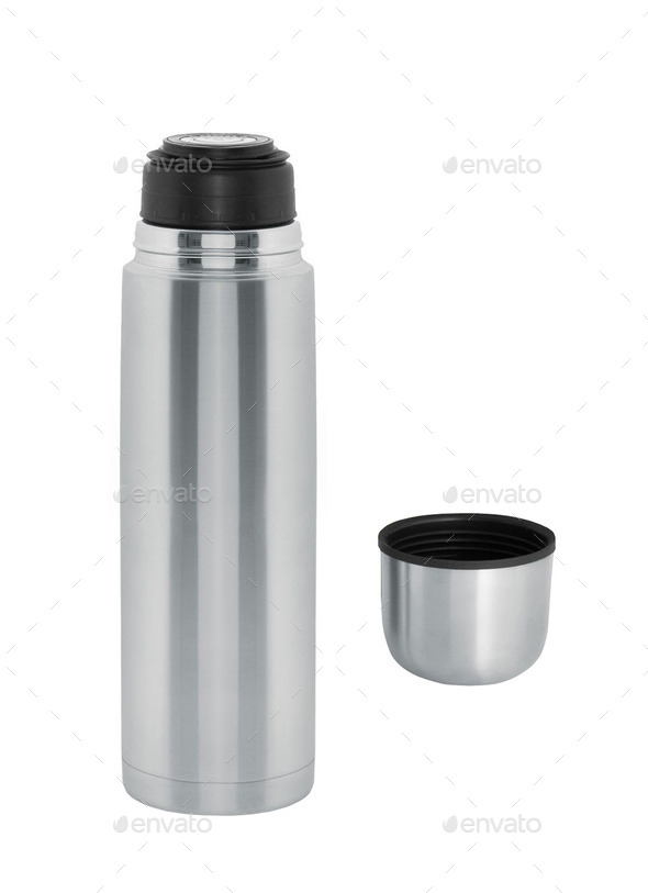 Thermo flask - Stock Photo - Images