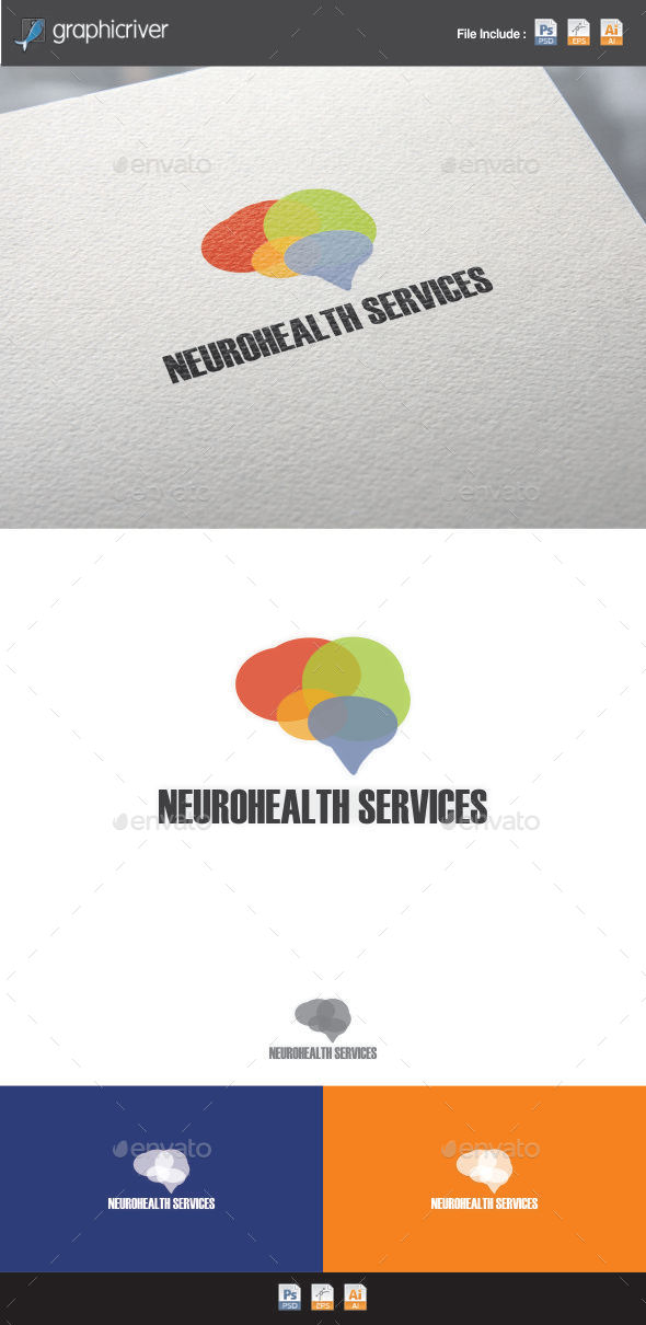 NeuroHealth Service Logo
