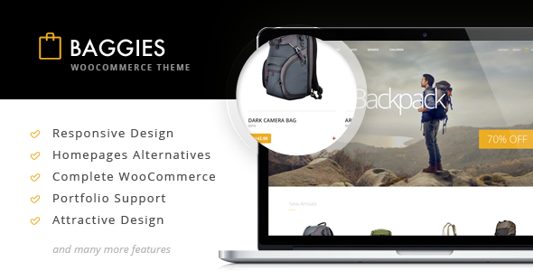 Baggies – WooCommerce Marketplace Themes