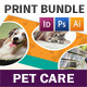 Pet Care Print Bundle - GraphicRiver Item for Sale