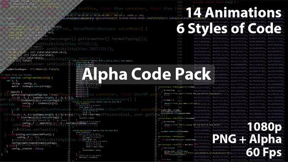 Alpha Code Pack