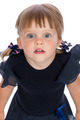 portrait of a little surprised girl - PhotoDune Item for Sale