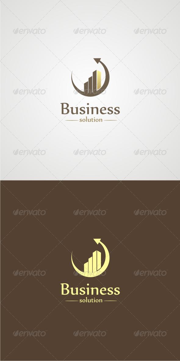 Business Logo - Vector Abstract