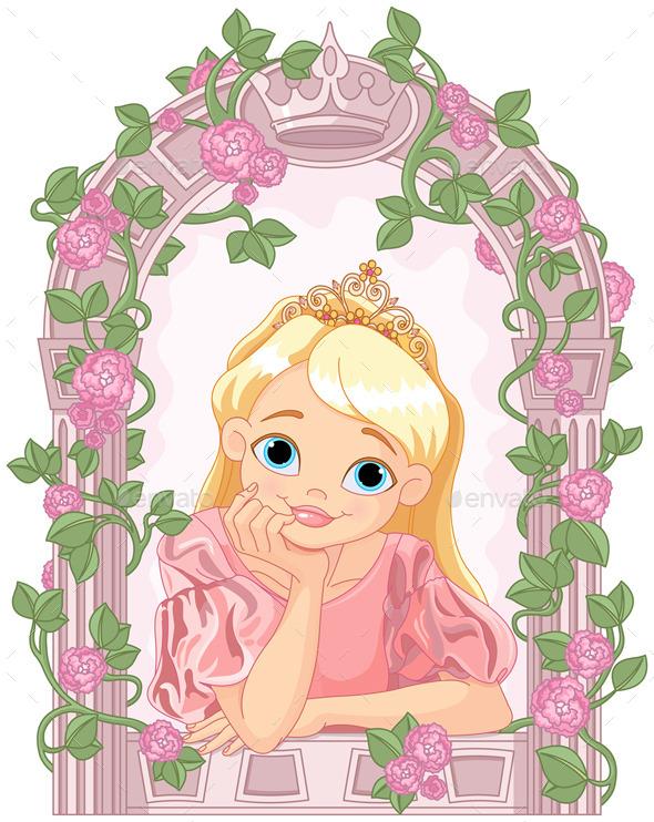 Princess  - People Characters