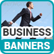 Business Banners v8 - GraphicRiver Item for Sale