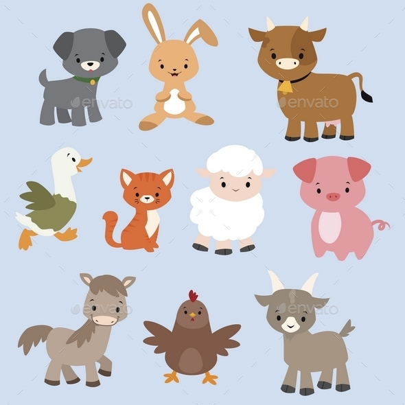 Animal Characters - Animals Characters