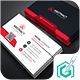 Mega Star Business Card - GraphicRiver Item for Sale