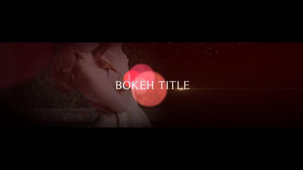Bokeh Titles