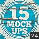 15 Logo Mock-Ups v.4 - GraphicRiver Item for Sale