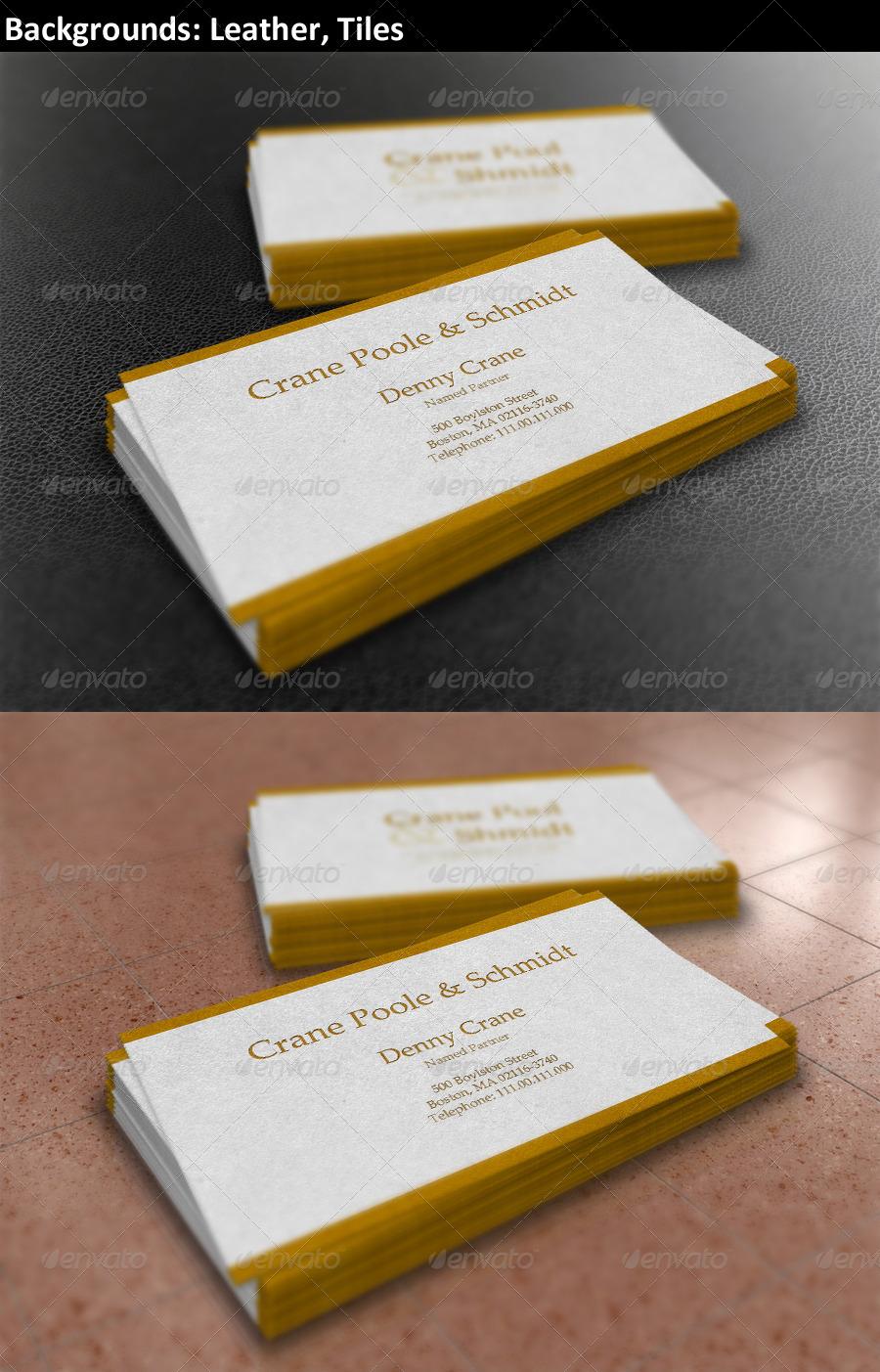 Business card mock up no3 by bluevistadesign graphicriver business card mock up no3 colourmoves