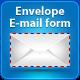 Envelope E-mail form - GraphicRiver Item for Sale