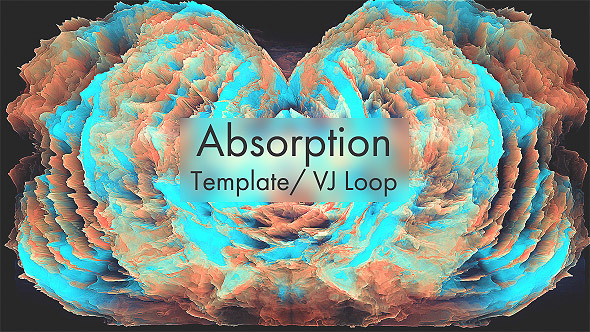 Absorption Template VJ Loop