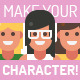 Make your Female Character - GraphicRiver Item for Sale