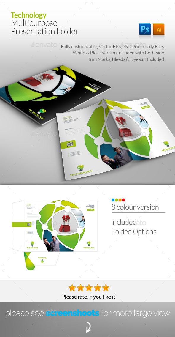Technology Presentation Folder