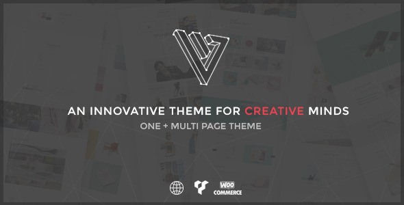 Vertex – Creative Multipurpose WordPress Theme