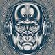 Gorilla Sound Master T-shirt - GraphicRiver Item for Sale