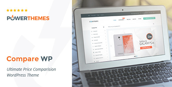 Price Compare – Price Comparison WordPress Theme