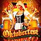 Oktoberfest Flyer V1 - GraphicRiver Item for Sale