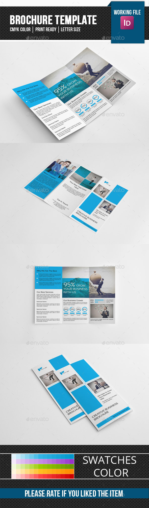 Corporate Trifold Brochure-V247