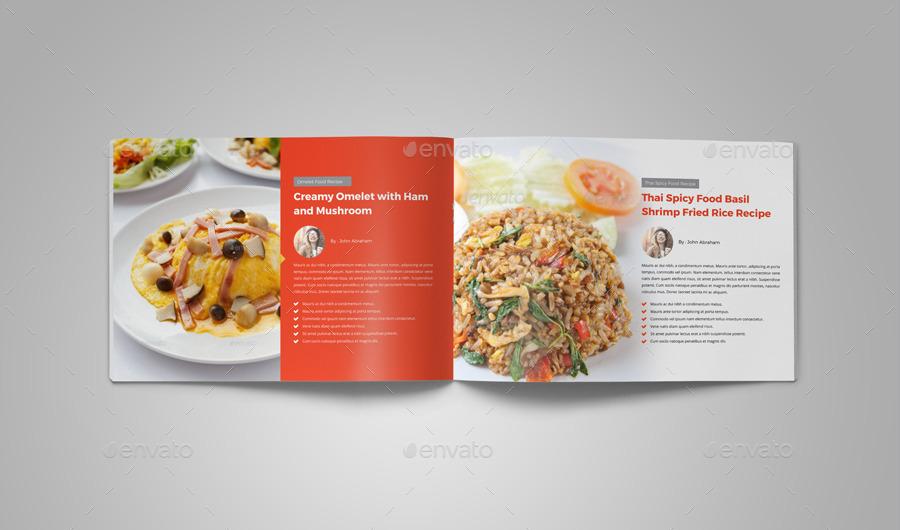 indesign recipe template - Vatoz.atozdevelopment.co