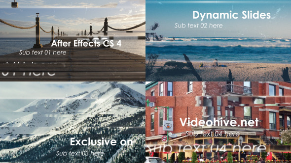 Dynamic Epic Slides