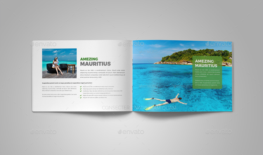 Travel Agency Brochure Catalog by Jbn-Comilla | GraphicRiver