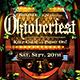 Oktoberfest Flyer Template V6 - GraphicRiver Item for Sale