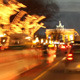 Berlin City Night Driving Time Lapse - VideoHive Item for Sale