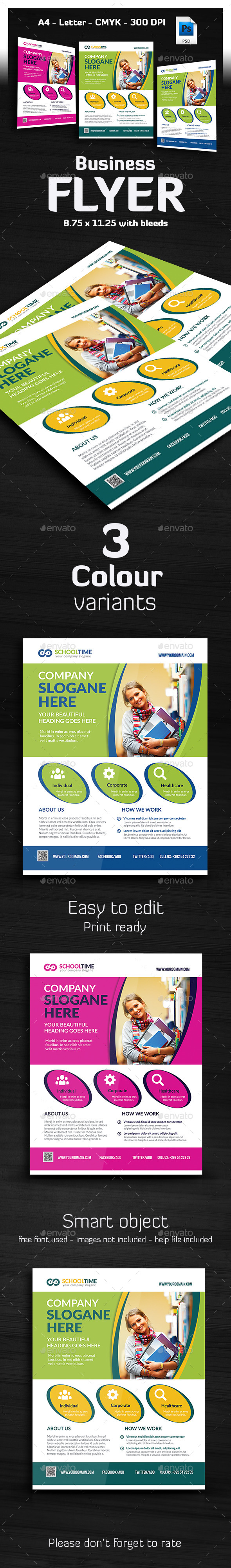 Ultimate Business Flyer  - Corporate Flyers