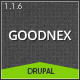 Goodnex - Responsive Drupal 7 Theme Nulled