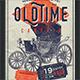 Oldtime Car Fair Poster/Flyer - GraphicRiver Item for Sale
