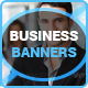 Business Banners v9 - GraphicRiver Item for Sale
