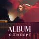 Album Concept with Extras - GraphicRiver Item for Sale