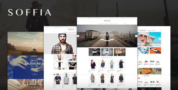 Soffia - The Magento Theme