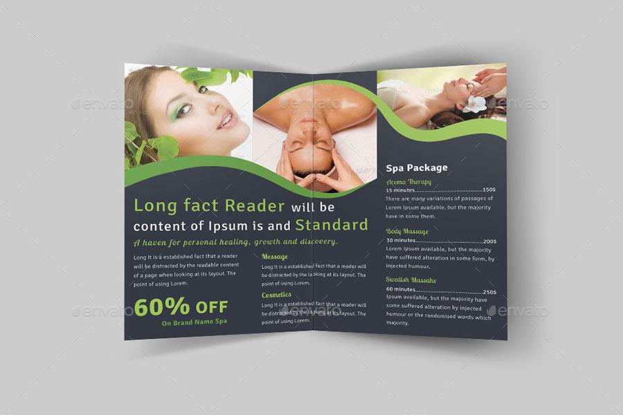 Spa & Beauty Salon Advertising Bundle | Volume 5 by dotnpix ...