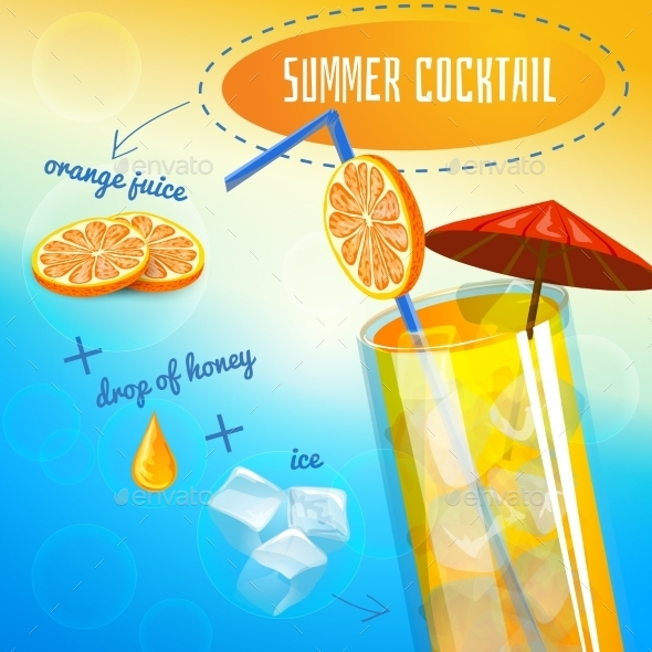Summer Cocktail Recipe