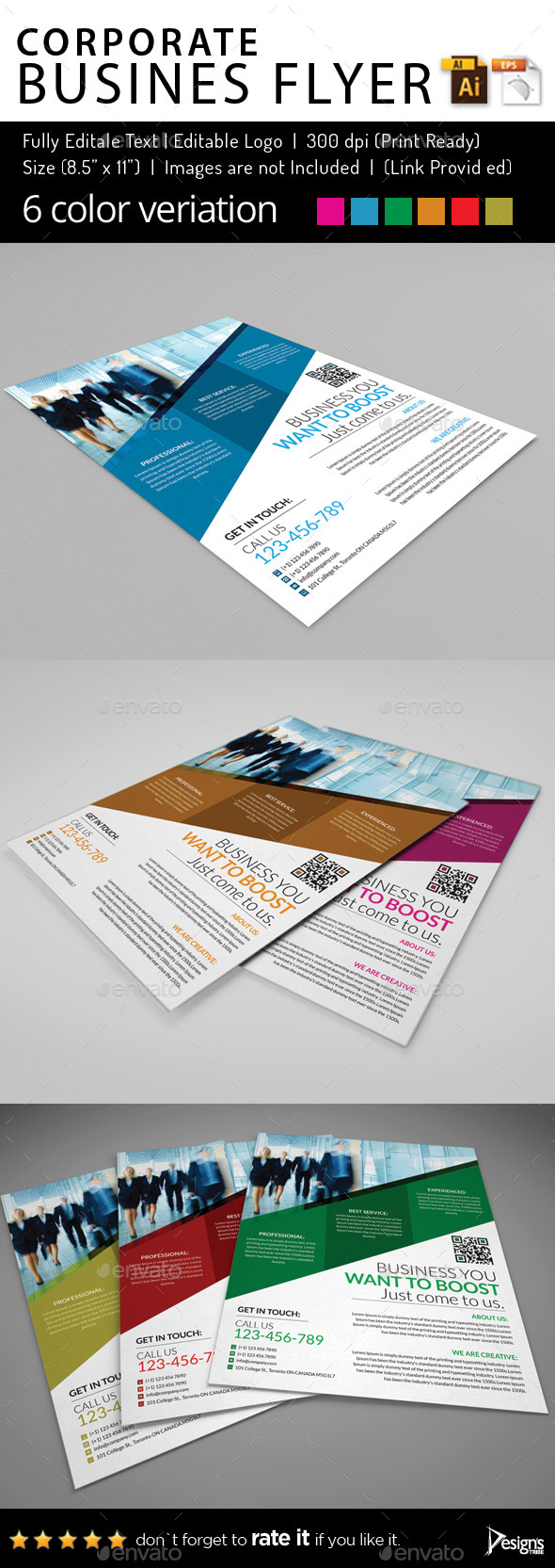 Multipurpose Business Flyer 59