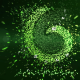 Transformation of particles - VideoHive Item for Sale