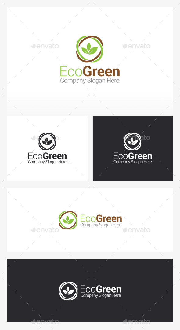 Eco Green - Nature Logo Templates