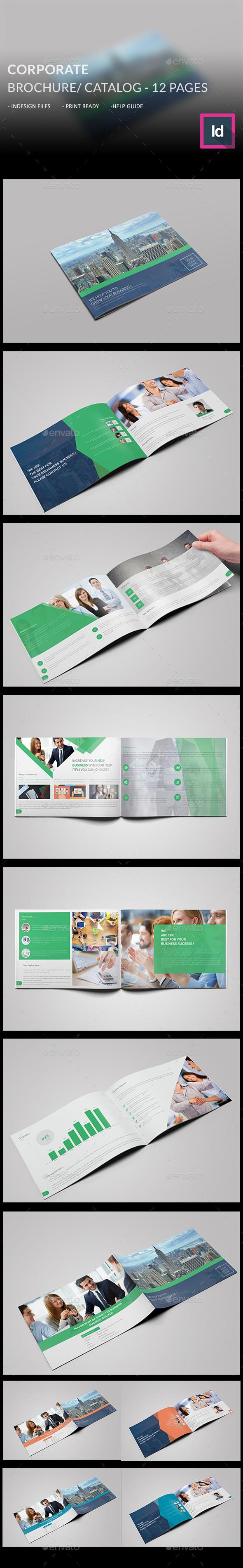 Corporate Brochure / Catalog  - Corporate Brochures