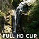 Waterfall in the Mountains - VideoHive Item for Sale