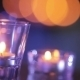 Burning Candles On Mirror - VideoHive Item for Sale