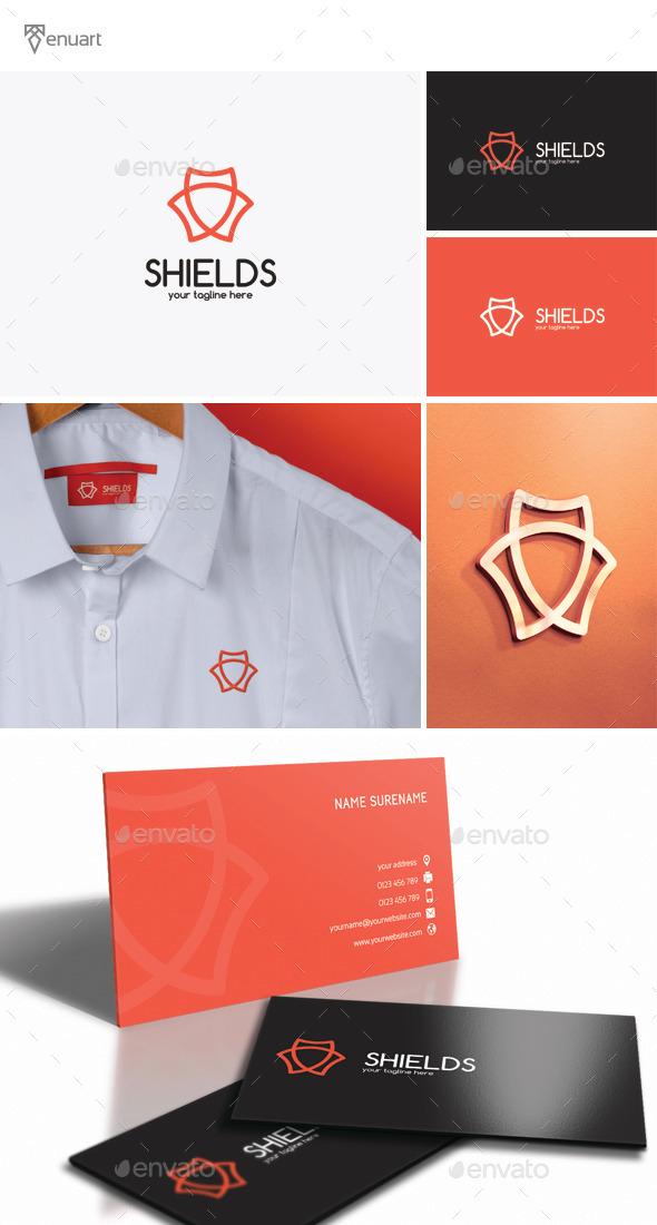 Shields Logo - Objects Logo Templates