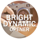 Bright Dynamic Opener - VideoHive Item for Sale