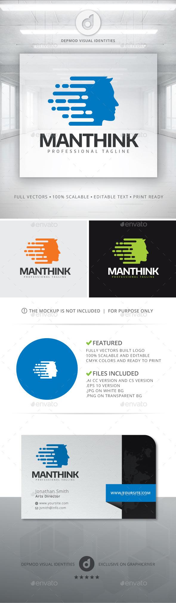 ManThink Logo