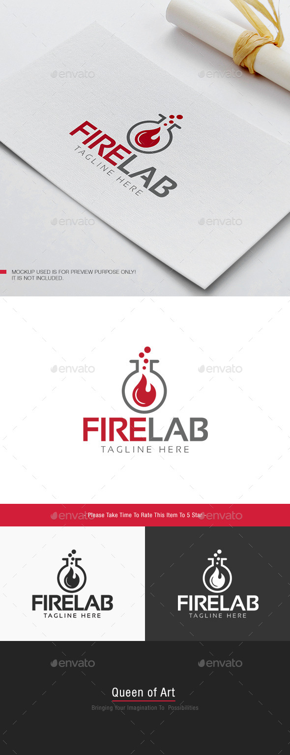 Fire Lab Logo